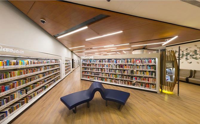 Sengkang Public Library