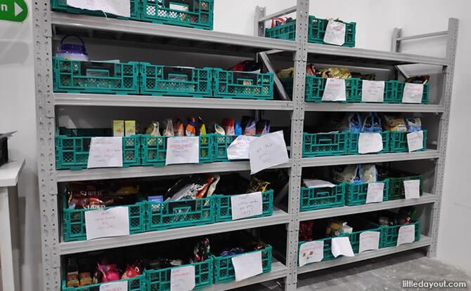 The FoodBank Singapore