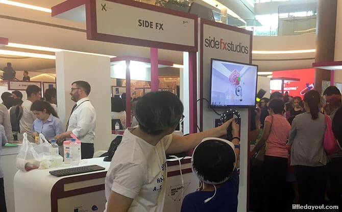 SideFX Risk-free VR Medical Training
