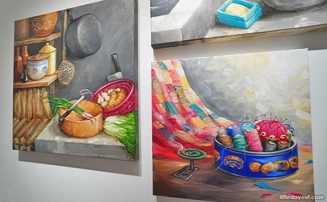 Yip Yew Chong Artworks