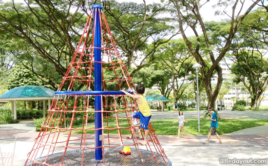Merry Go Round - Yishun Park