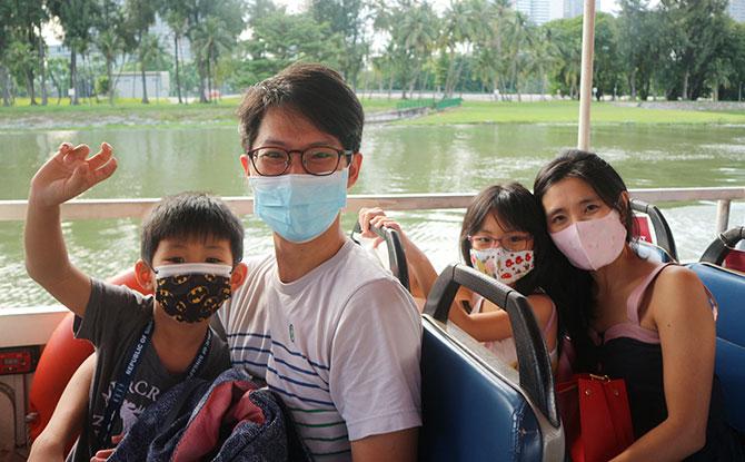 Around the World in Singapore in 8 Days