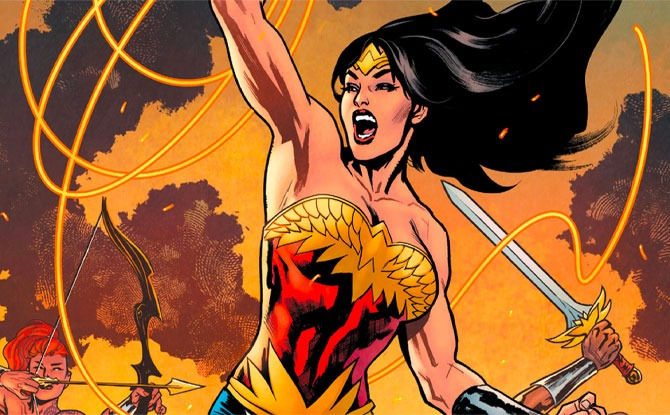 Updates On DC Comic Titles Featuring Wonder Women And More