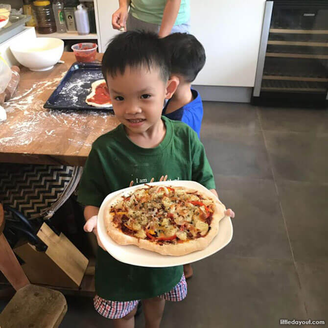 Cooking with Kids 101: 8 Easy Meals Children Can Help Prepare