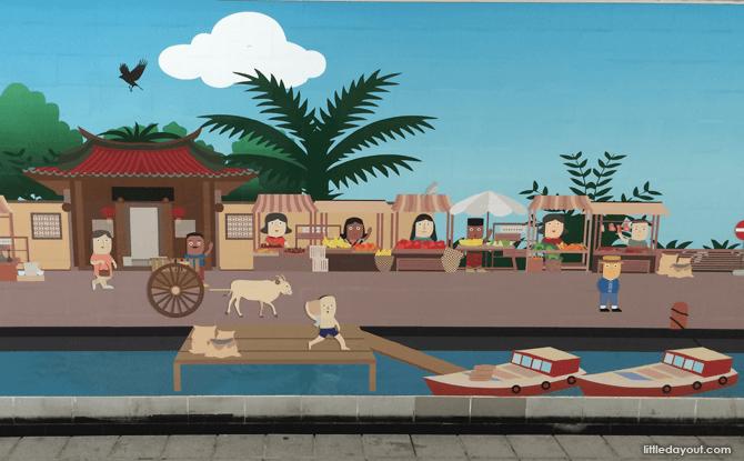 Elgin Murals