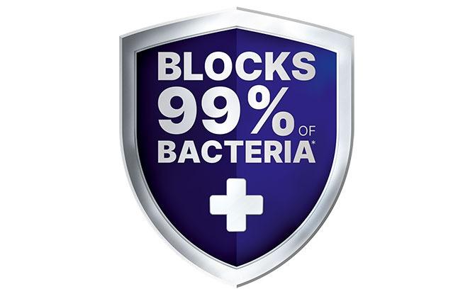 Bacteria Shield plaster range