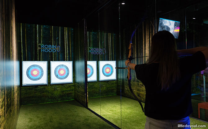 Robin Hood at HeadRock VR