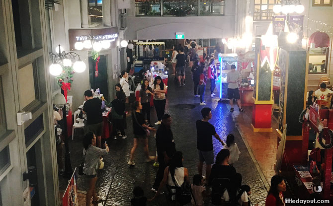 KidZania Singapore's Christmas Night Out: Free Entry Into The City After-Hours From 21 to 31 December 2018