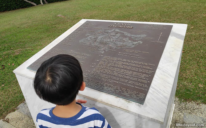 Other Facts about Kranji War Memorial