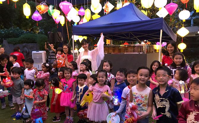 Special events at MindChamps PreSchool Zhongshan Park