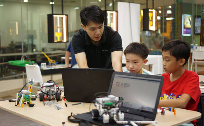 Life Skills Every Child Should Have: Problem-Solving with Coding & Robotics
