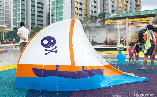 Oasis Waterpark @ Nee Soon East Reopening