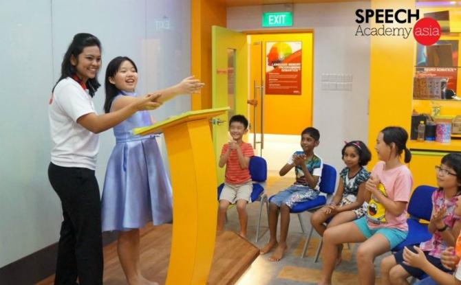Speech Academy Asia