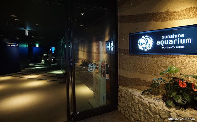 Sunshine Aquarium, Tokyo, Japan