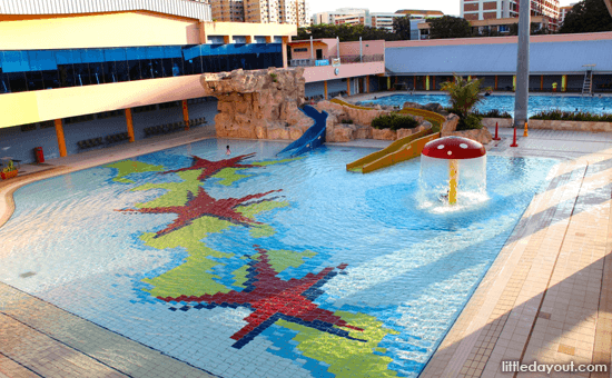 Tampines Swimming