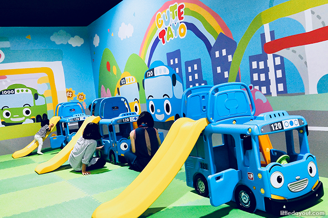 Tayo Indoor Playground at Downtown East, Pasir Ris