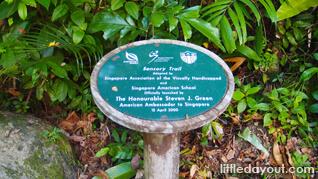 Ubin Sensory Trail