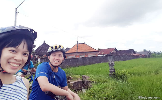 Cycling Tours in Ubud