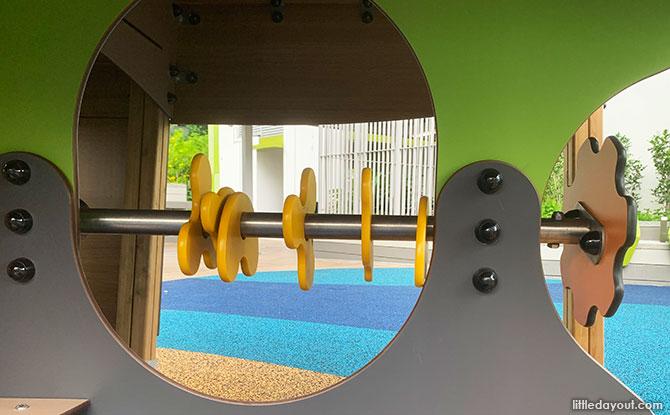 Bedok North Vale Playground Propellor
