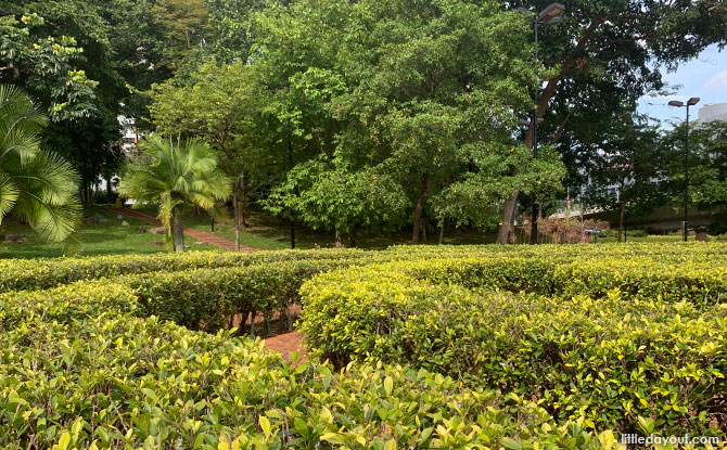 Maze in Bishan