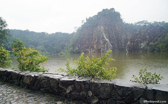 Bukit Batok Town Park: Little Guilin