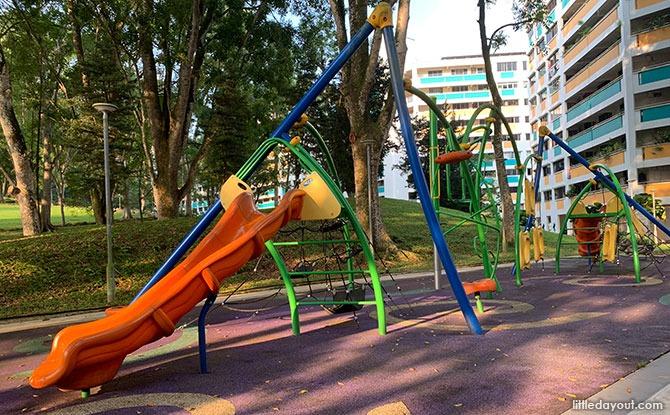 Bukit Panjang Neighbourhood 2 Park Playground