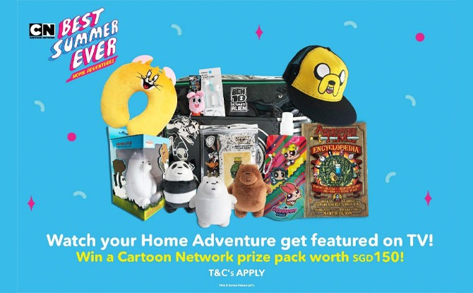 Win Prizes for the Best Summer Ever