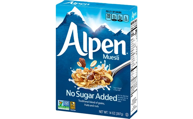 No Sugar Added Muesli
