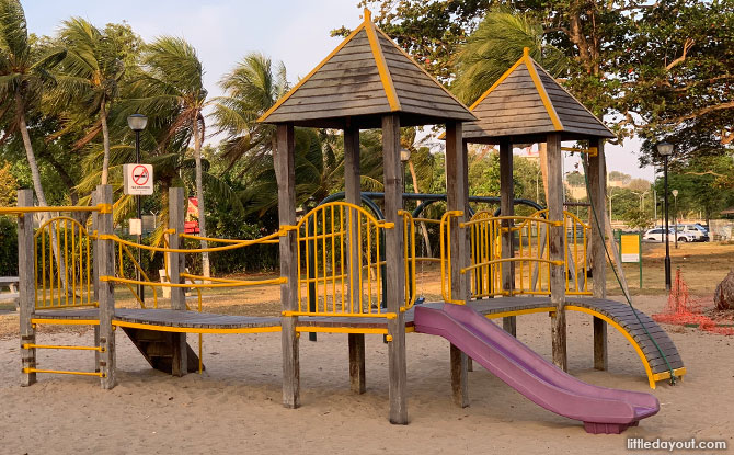 Changi Beach Playground