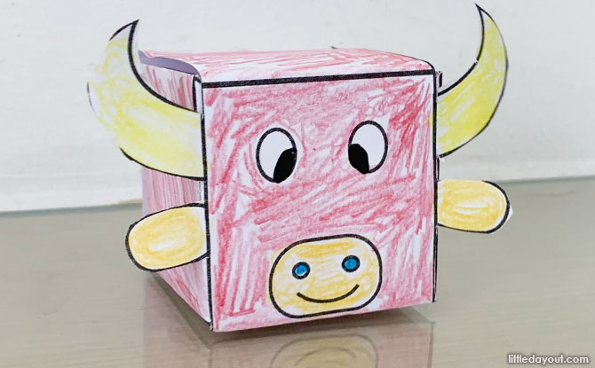 Year of the Ox Craft