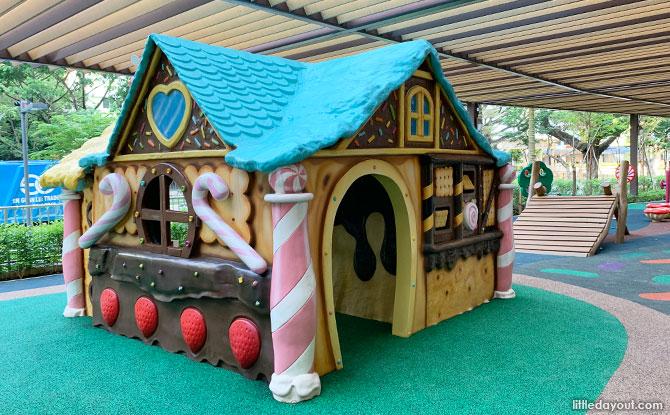 Hansel And Gretel Playground
