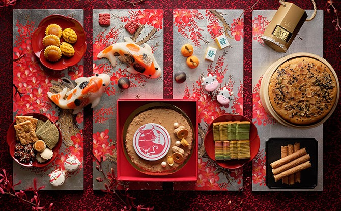 Pan Pacific Chinese New Year Goodies 2021