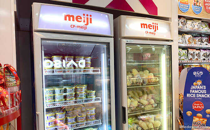 Meiji Ice Cream