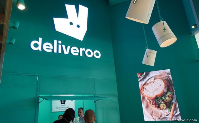 Deliveroo Food Market