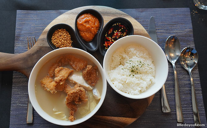 Singapore Fish Soup