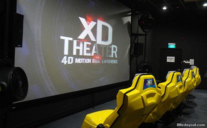 XD Theatre