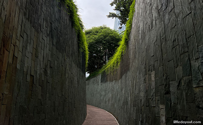 Other Photo Spots To Look Out For At The Fort Canning Tree Tunnel
