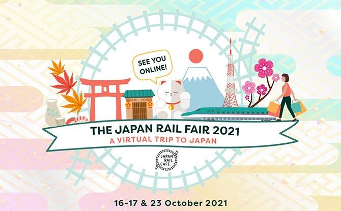 The Japan Rail Fair 2021