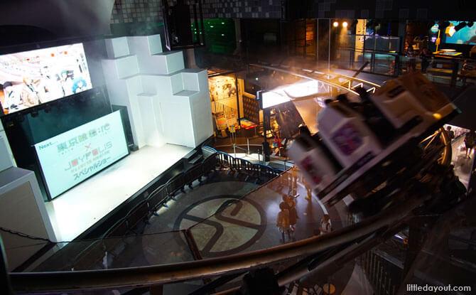 Gekion Live Coaster