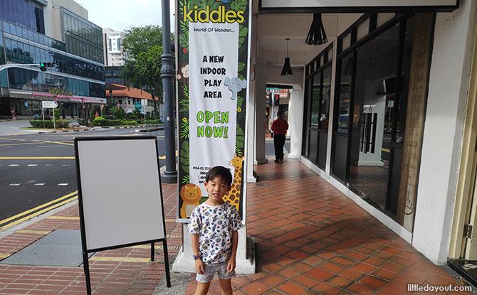 Kiddles in Katong