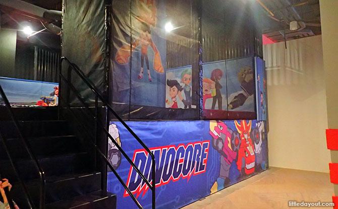 Dinocore Extreme Activity Park