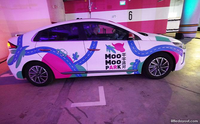 Moo Moo PARK car