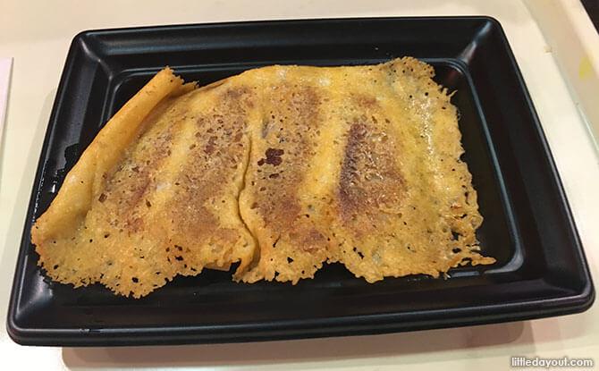 Cheese Winged Gyoza