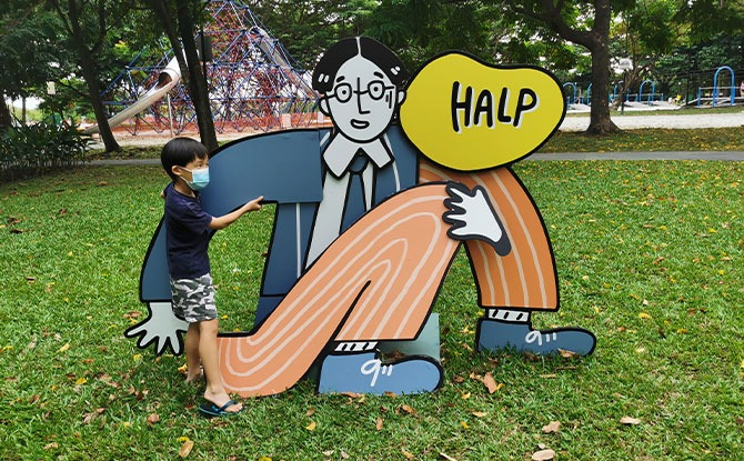 11. Go in search of the Salaryman
