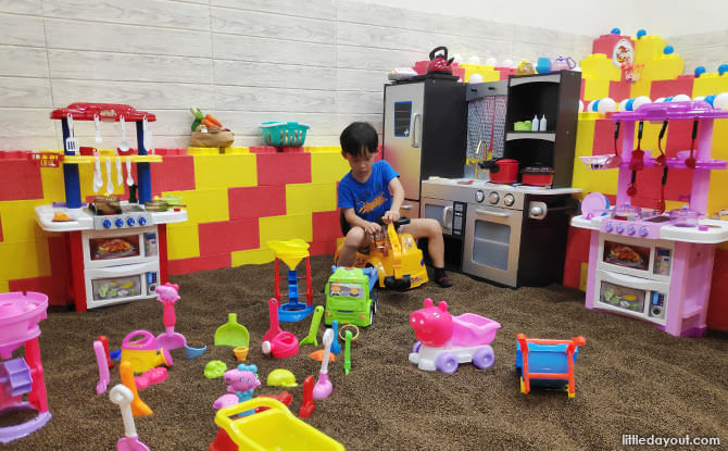 Playground @ Dawson Review