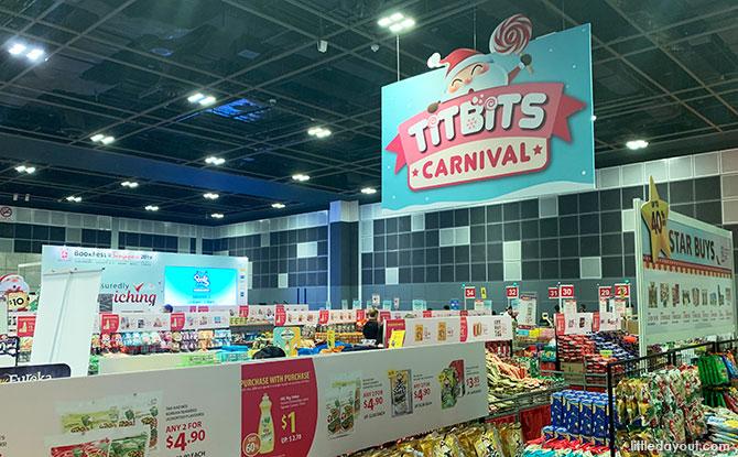 Tidbits Carnival