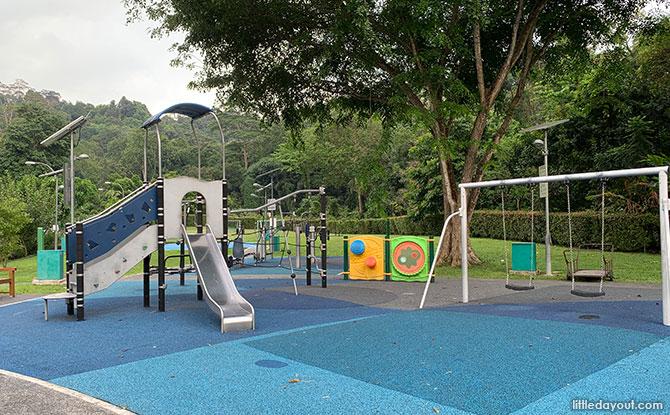Visit the Playground