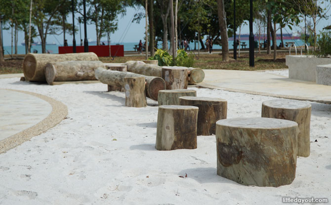Obstacle Course, East Coast Park