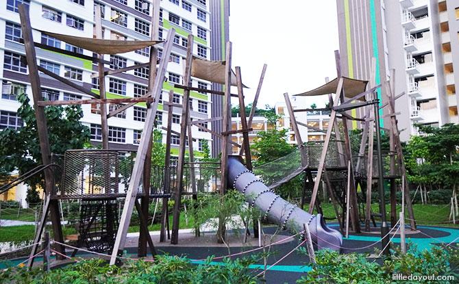 Three Play Towers