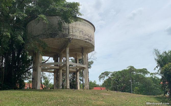 Portsdown Water Tank